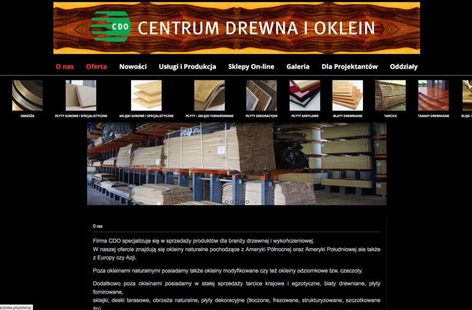 CDO Centrum Drewna i Oklein